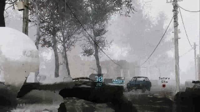 گیم پلی بازی Ghost Recon Future Soldierتوسط خودم پارت1