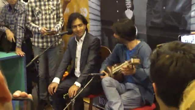 آواز محمد معتمدی و تار علی قمصری