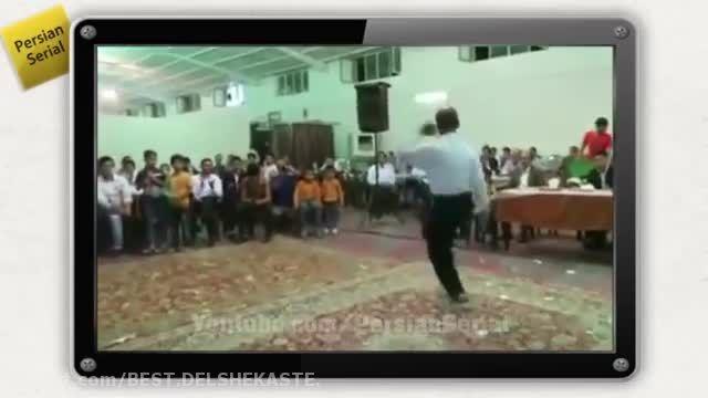 رقص دار عروسی | کلیپ های جالب و خنده دار ایرانی