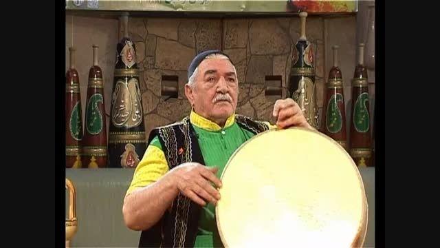 مرشد کوچک خانی در اولین جشنواره مرشدان برتر ایران زمین