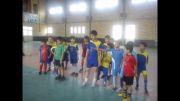 کلاس فوتسال کانون فرهنگی و ورزشی رشد قزوین