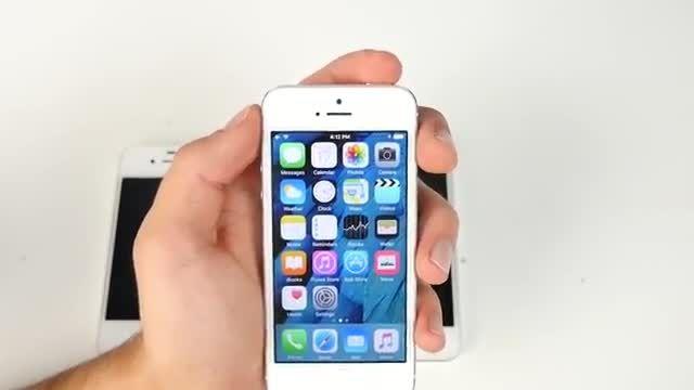 مقایسه ی iOS 9.0 و iOS 9.1 در آیفون 4 اس و آیفون 5