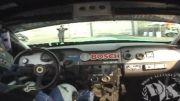 کلیپ دریفت - Vaughn Gittin Jr. In-Car Qualfying Run #2