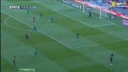 بازی بارسلونا با لوانته 7-0