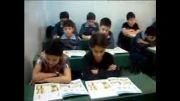 آغاز به فعالیت کلاس زبان پایه های سوم ،چهارم و پنجم