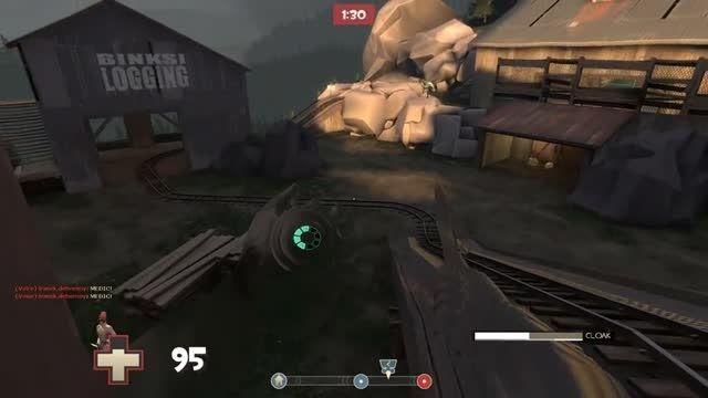 کلاس Spy در بازی Team Fortress 2