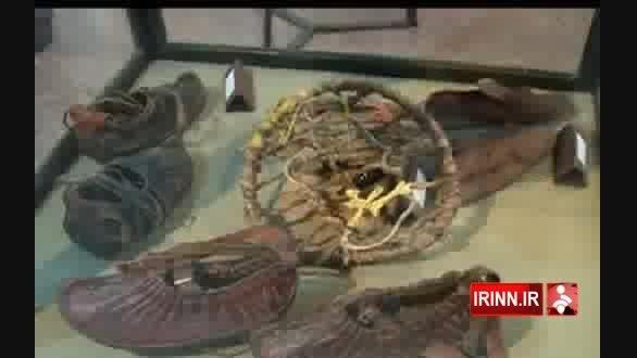 افتتاح اولین موزه کفش ایران