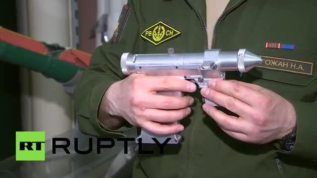 سلاح بسیار سری فضایی در دوران جنگ سرد + فیلم
