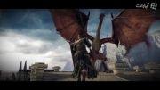 تریلر Dark Souls 2 Scholar of the First SinTrailer