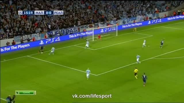 خلاصه بازی رئال مادرید 2-0 مالمو