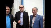 دوربین مهدیرجه 90 و مدیرکل ورزش و جوانان مازندران
