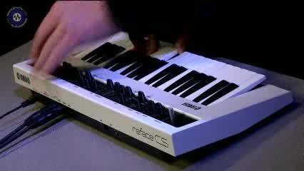 معرفی Yamaha Reface CS