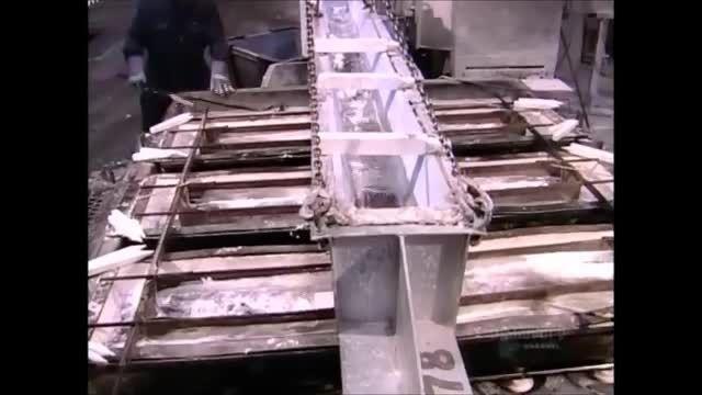 تولید نردبان آلومینیومی (صنایع فلزی)