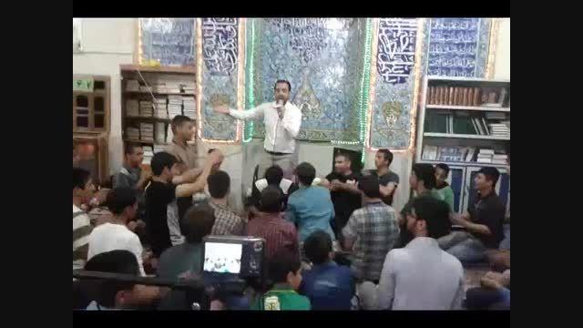 میلاد حضرت علی اصغر مداح علی اصغر بهمنی مرودشت