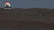 غوطه غربی - محاصره تروریست ها توسط تک تیراندازان