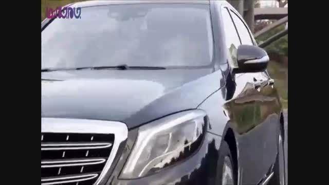 مرسدس بنز مایباخ S600-خودرو رولزرویس بنتلی هایپرلوکس