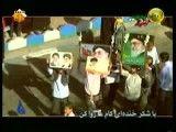 کلیپ زیبا از استقبال پر شور مردم کرمانشاه از رهبر انقلاب با اجرای استاد افتخاری