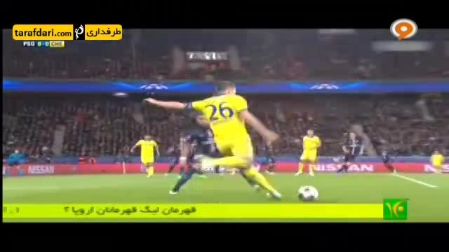 فوتبال 120 - برانسیلاو ایوانوویچ (93/12/8)