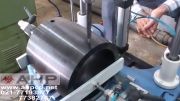 دستگاه سوراخ کن اتوماتیک ساخت اتصالات الکتروفیوژن AHP