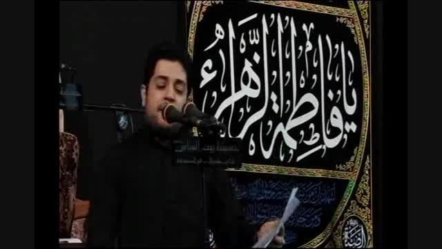 وفات ام البنین (س)-حسینیه بیت العباس قم