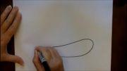 آموزش نقاشی کودکان  حلزون - از سایت کودک سیتی