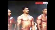 دانلود صحنه های زیبای ورزشی آقای آسیا پرورش اندام قهرما