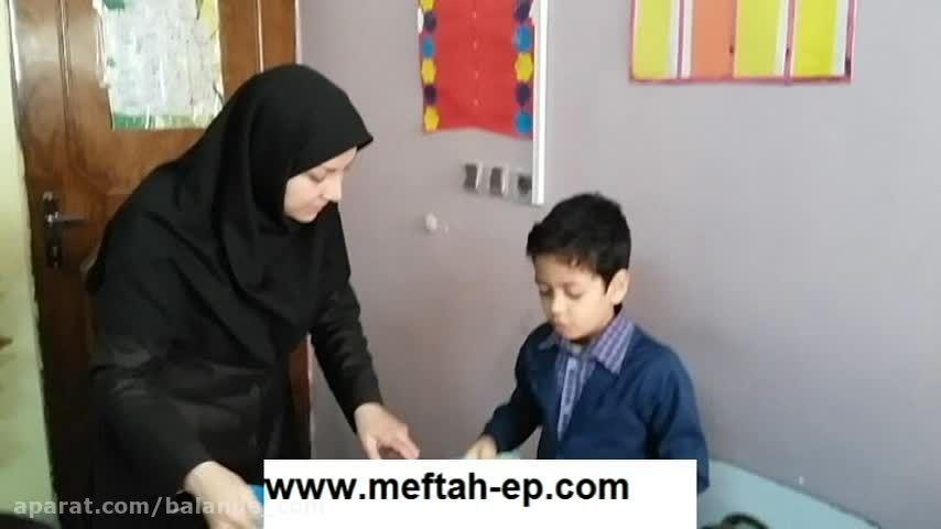 یادگیری نام وسایل در زنگ زبان انگلیسی