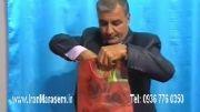 استاد حمید زارعی عضو انجمن شعبده بازان بین المللی