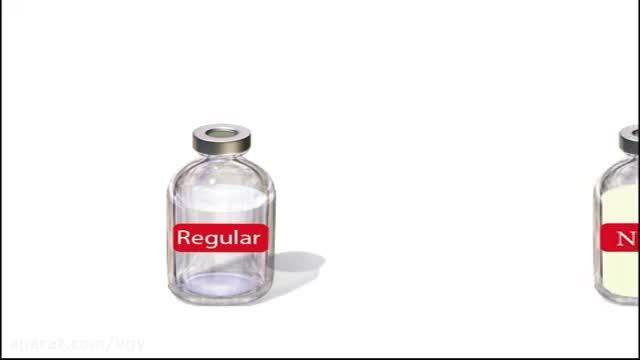 تزریق انسولین(insulin).به امیدبهبودی بیماران دیابتی