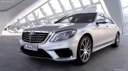 معنای واقعی خودرو - Mercedes-Benz new S 63 AMG