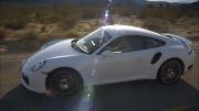 سیستم پیشرانه پورشه The new Porsche 911 Turbo - Chassis
