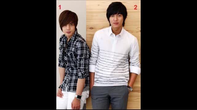 هیون جونگ یا مین هو؟(هیون برنده شده!)نظرسنجی تموم!