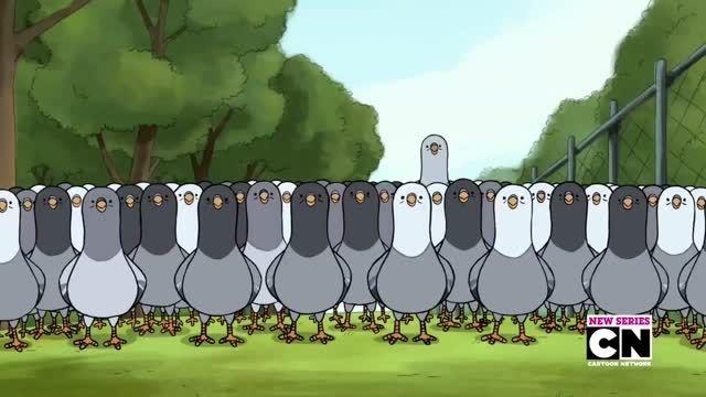 فقط ما خرس ها-کارتون(طنز)،قسمت اول،بخش دوم