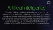 هوش مصنوعی بخش جدیدی از وجود ماست،از آن نترسیم.جیسون سیلوا