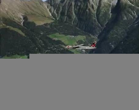 شبیه ساز پرواز ایکس پلین 10 - پرواز در بهشت
