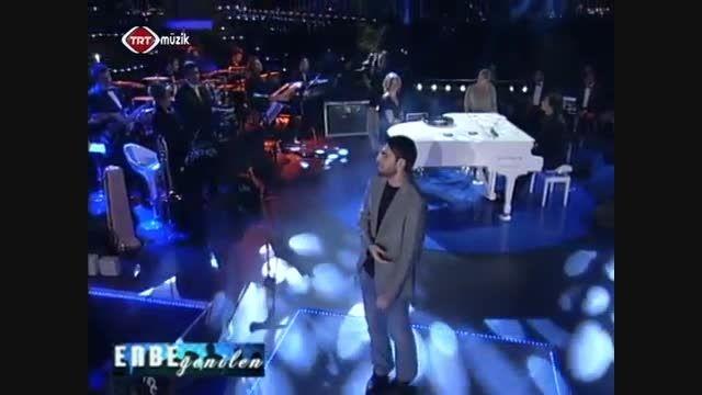 سامی یوسف - اجرای ترانه بسویم آمدی در ترکیه 2009