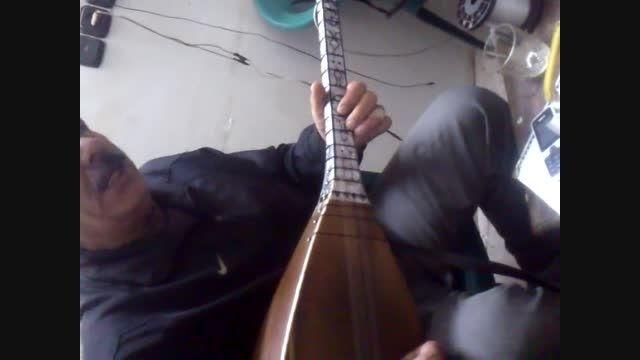 عاشیق استاد حسین اسدی - قاراباغ شیكستسی