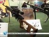 ساخت اسلحه های مختلف در کشور