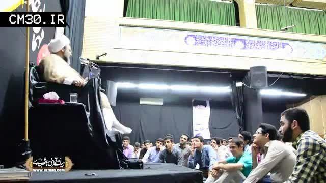 استاد دانشمند : غواصان با دستان بسته به کمک رهبری امدند