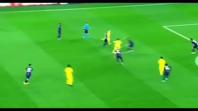 تمام 10 گل لیونل مسی در لیگ قهرمانان اروپا 2015