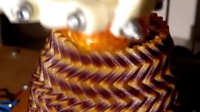 ساخت وسایل انعطاف پذیر توسط پرینتر سه بعدی