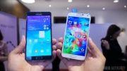 Samsung Galaxy Note 4 vs Galaxy S5 - Quick Look