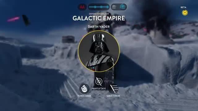 ورود بد موقع Darth Vader