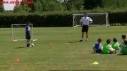 توسعه مهارت فوتبال برای رده های پایه-مدرسه فوتبال امید