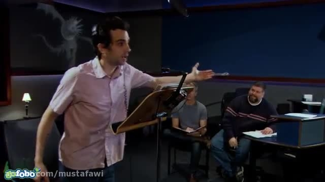 صداپیشه گان انیمیشن 2 How to Train Your Dragon