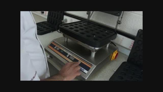 دستگاه پخت پایه تارت