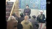 خَوَر فروی: توصیه های پزشکی دکتر محمدی در مسجد جامع