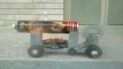 ماشین بخار - turbine car - steam car