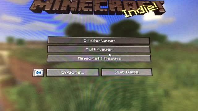 Minecraft كمكم كنید خواهش میكنم