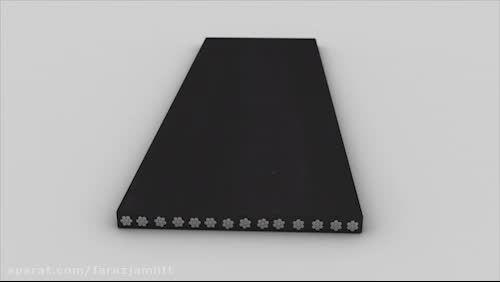 تکنولوژی جدید شرکت اوتیس در زمینه آسانسورهای گیرلس